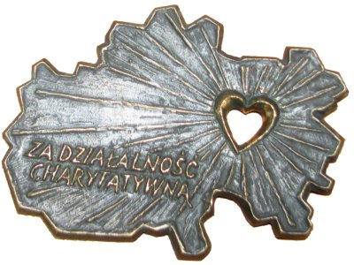 The Local Community Charitable Actions Medal (