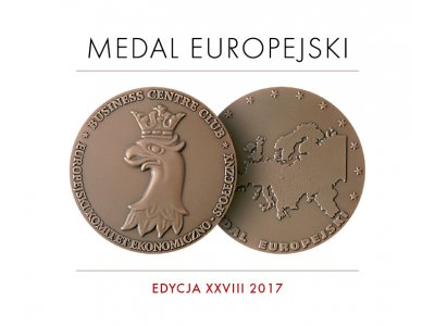 European Medal for the DIX PROFESSIONAL KUCHENKA, KOMINEK, GRILL