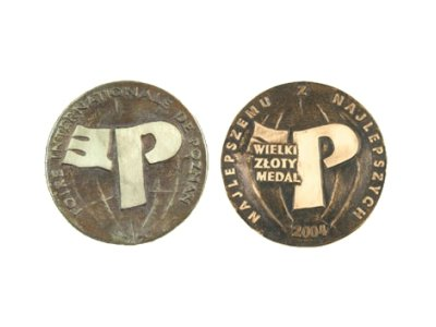 Grand Gold Medal of the International Trade Fair in Poznań (MTP)